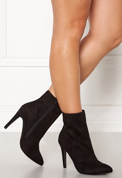 Bianco Berina Ankle Boot 101 Black Bubbleroom.no