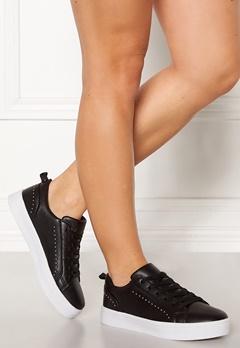 Bianco Birka Studs Sneakers 101 Black Bubbleroom.no