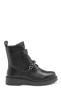 Bianco Delpha Chain Boot 100 Black bubbleroom.no