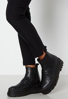 Bianco Dema Short Boot 100 Black Bubbleroom.no