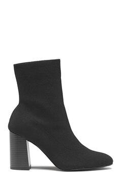Bianco Ellie Knit Boot 104 Black 4 Bubbleroom.no
