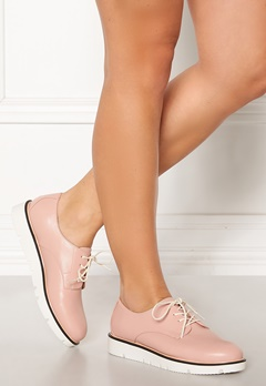 Bianco Laced Up Shoe 46 Rose Bubbleroom.no