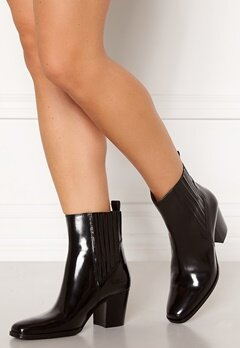 Billi Bi Leather Boots 900 Black Bubbleroom.no