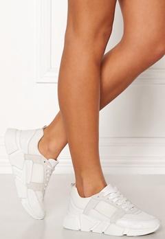 Billi Bi Leather Shoes 793 White Bubbleroom.no