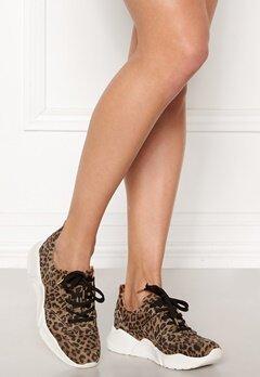 Billi Bi Leopard Suede Sneakers Leopard Bubbleroom.no