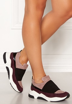 Billi Bi Sporty Sneakers Bordo/Rose Bubbleroom.no