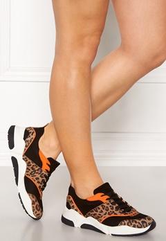 Billi Bi Suede Sneakers Leo/Orange Bubbleroom.no