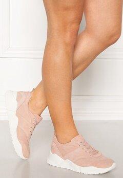 Billi Bi Suede Sneakers Light Rose Bubbleroom.no