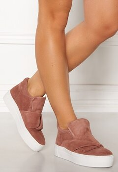 Billi Bi Suede Sneakers Pink Bubbleroom.no