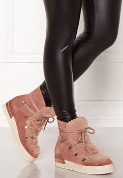 Billi Bi Tomcat Suede Shoes Rose Bubbleroom.no