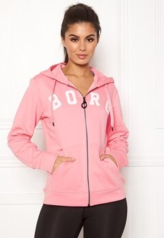 Björn Borg Borg Hoodie Candy Pink Bubbleroom.no