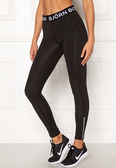 Björn Borg Zip Tights Chrystal Black Beauty Bubbleroom.no
