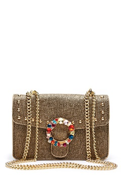 Steve Madden Bkai Shoulderbag Gold/Glitter Bubbleroom.no