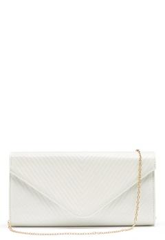 Koko Couture Bonnie Bag White Bubbleroom.no