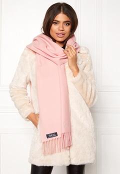 Boomerang Farsta Wool Scarf Pink Lilly Bubbleroom.no