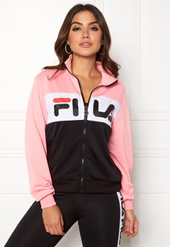 FILA Bronte Track Jacket A209 black-quarz-pin Bubbleroom.no