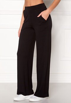 BUBBLEROOM Alanya trousers Black Bubbleroom.no
