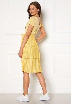 BUBBLEROOM Alea dress Yellow Bubbleroom.no