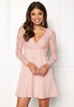 BUBBLEROOM Alma Dress Dusty pink Bubbleroom.no