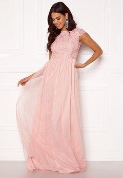 BUBBLEROOM Ariella prom dress Light pink Bubbleroom.no