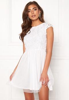 BUBBLEROOM Ayla dress White Bubbleroom.no