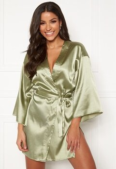 BUBBLEROOM Aylin Robe Dusty green Bubbleroom.no