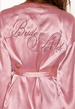 BUBBLEROOM Aylin Robe Dusty pink Bubbleroom.no