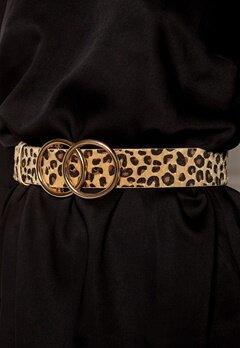 BUBBLEROOM Bree belt Leopard Bubbleroom.no