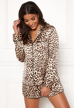 BUBBLEROOM Brenda pyjama set Leopard Bubbleroom.no