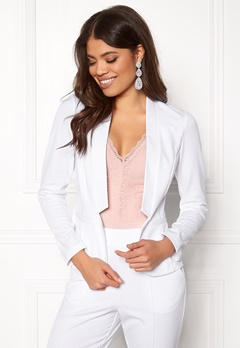BUBBLEROOM Brienne blazer White Bubbleroom.no