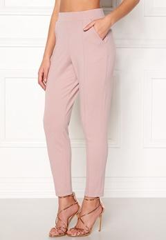 BUBBLEROOM Brienne trousers Dusty pink Bubbleroom.no