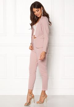 BUBBLEROOM Brienne blazer Dusty pink Bubbleroom.no