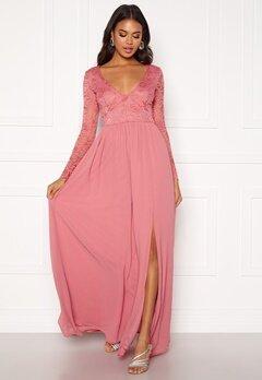 BUBBLEROOM Caprice prom dress  Pink Bubbleroom.no