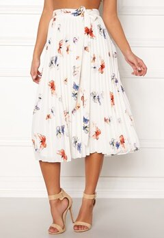 BUBBLEROOM Carolina Gynning Butterfly skirt White / Patterned Bubbleroom.no
