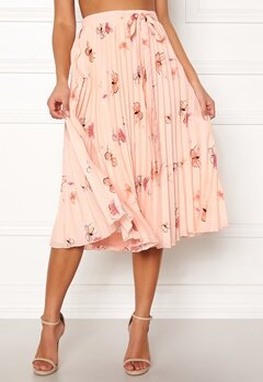 BUBBLEROOM Carolina Gynning Butterfly skirt Light pink / Patterned Bubbleroom.no