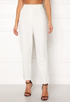 BUBBLEROOM Carolina Gynning Suit trousers  White Bubbleroom.no