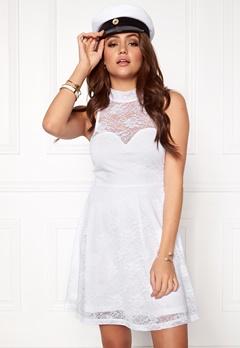 BUBBLEROOM Cleo lace dress White Bubbleroom.no