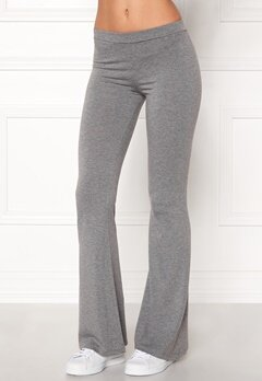 BUBBLEROOM Cozensa trousers Dark grey melange Bubbleroom.no