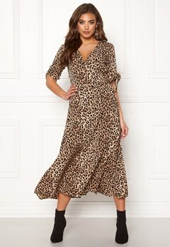 BUBBLEROOM Emma dress Leopard Bubbleroom.no