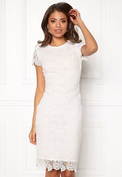 BUBBLEROOM Flora lace dress White Bubbleroom.no