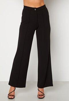 BUBBLEROOM Hilma soft suit trousers Black bubbleroom.no