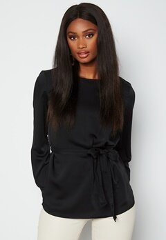 BUBBLEROOM Hortense blouse Black bubbleroom.no