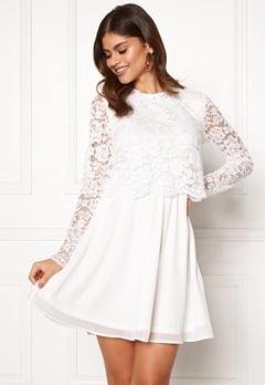 BUBBLEROOM Jeanie dress White Bubbleroom.no