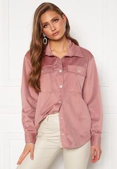 BUBBLEROOM Jila oversized shirt  Pink bubbleroom.no