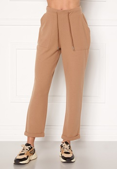 BUBBLEROOM Juno supersoft trousers Beige Bubbleroom.no