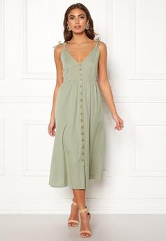 BUBBLEROOM Lacie dress Olive green Bubbleroom.no