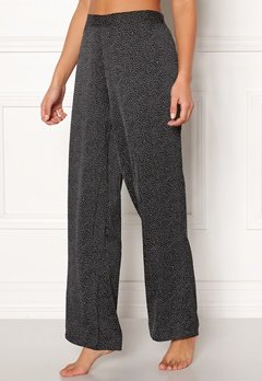 BUBBLEROOM Laila pyjama pants Black / White / Dotted Bubbleroom.no