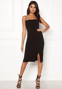 BUBBLEROOM Lene bodycon dress Black Bubbleroom.no