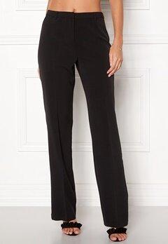 BUBBLEROOM London Suit Pants Black Bubbleroom.no
