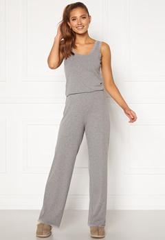 BUBBLEROOM Lou lace pyjama set  Grey melange bubbleroom.no